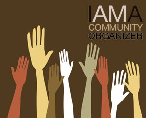 organizer I am a community